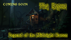 The Bayou: Legend of the Midnight Raven
